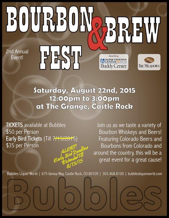 Bourbon & Brew Fest